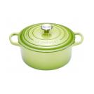 Kitchenware Le Creuset 21177204262430, Round Dutch Oven 20 cm, cast iron, palm