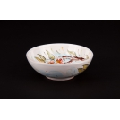 Soup bowl Cherry blossoms, 16 cm CERAMICARTE DERUTA