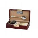 Set of Coffee spoons Solingen Ampir (6 items) 4005481323538