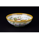 CD-73 Salad bowl Positano, 25 cm, CeramicArte Deruta