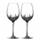 143781 Set of red wine glasses, 2 pcs, Lismore Essence, 26.3 cm, Waterford, crystal