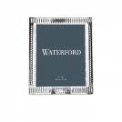"Фоторамка 20х26 см, ""Лисмор Даймонд"" Waterford, металл, посеребрение, стекло, картон"