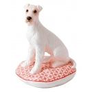 """40015490 Фигурка Бобо (терьер), """"Лучшие собаки"""", 9 см Royal Doulton, фарфор"""