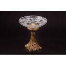 Art16 Pistachio bowl, the work of authorship, bronze, crystal