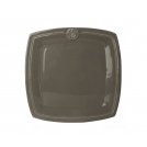Обеденная тарелка LIFESTYLE, OSLO, бежевая, 28 см.