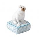 "40015487 Фигурка Лаки (мопс), ""Лучшие собаки"", 9 см Royal Doulton, фарфор"