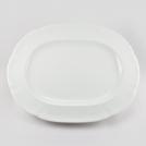 "Блюдо овальное 32см ""White"" ROYAL BONE CHINA"