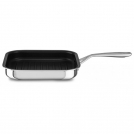 Grill pan with non-stick coating KitchenAid KC2T10NRST, 25 x 25 cm