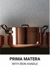 Prima Matera with Iron Handle
