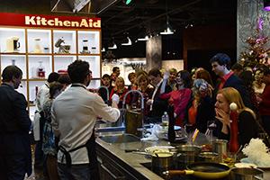 Презентация Nolte и KitchenAid