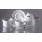 Tea set with teapot, Rudolf Kampf 1.2 l, 15 items, for 6 people, Kelt collection, 1122k