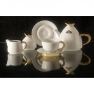 Tea set with teapot, Rudolf Kampf 1.2l, 15 items, for 6 people, Kelt collection, 1124