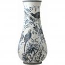 Музейная ваза большая, Gien, Винценс Ор, Н 61 см, диам 29 см