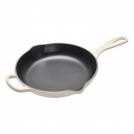 Frying pan 23 cm, cast iron, colour: almond Le Creuset 20182236800422
