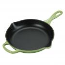 Le Creuset Frying pan 23 cm, cast iron, colour: palm