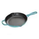 Le Creuset Frying pan 23 cm, cast iron, colour: mint