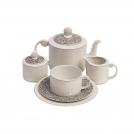 Tea set, 21 items, Holiday SELTMANN 20799-T