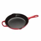 Le Creuset Frying pan 20 cm, cast iron, colour: cherry