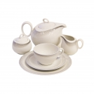 Tea set, 21 items, Trio SELTMANN 23328F