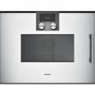 Встраиваемый электрический духовой шкаф GAGGENAU BMP251130 ширина 90 см, нержавеющая сталь