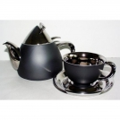 Tea set with teapot, Rudolf Kampf 1.2l, 15 items, for 6 people, Kelt collection, 252Bk