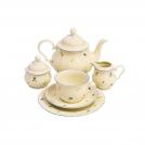 Tea set, 21 items, Marie Luise SELTMANN 30308-T