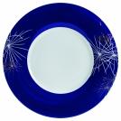 KAHLA Presentation plate, Diner, Magic Blue
