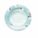 KAHLA Soup plate, Magic Grip, Leaf of Gold