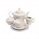 Tea set, 21 items, Desiree SELTMANN 44935-T
