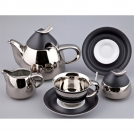 Tea set with teapot, Rudolf Kampf 1.2l, 15 items, for 6 people, Kelt collection, 252Ak