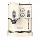 5KES2102EAC Espresso Coffee maker KitchenAid Artisan, almond cream