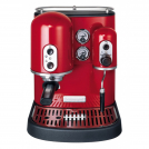 5KES2102EER Espresso Coffee maker KitchenAid Artisan, red