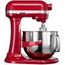 5KSM7580XEER Настольный миксер KitchenAid Artisan с подъемной чашей, 6.9 л. красный