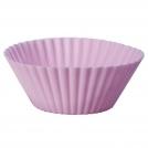 Le Creuset Формочка для кекса, силикон, набор 6 шт, цвет: розовый