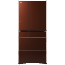 Refrigerator HITACHI R-E 6800 U XT Crystal Brown