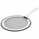 Le Creuset Splatter Guard for frying pan, with handle