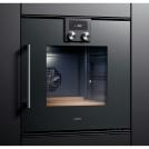 Встраиваемый электрический духовой шкаф GAGGENAU BOP251101 ширина 60 см, антрацит