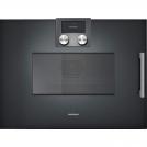 Встраиваемый электрический духовой шкаф GAGGENAU BMP251100 ширина 90 см, антрацит