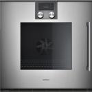 Встраиваемый электрический духовой шкаф GAGGENAU BOP221111, ширина 60 см, цвет металлик