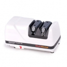 CH / 320 Electric knife sharpener for European knives, 2-stage, ceramic-diamond  hones, white color, Chef's Choice