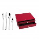 Cutlery set Guy Degrenne 50 items AQUATIC 150129