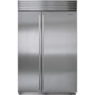 Встраиваемый холодильник Side by Side SUB-ZERO ICBBI-48S/S/TH
