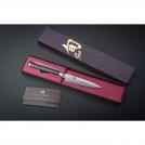 "Utility knife KAI, Shun Classic series, blade 4,0 / 10 cm, handle 10,4 cm."""