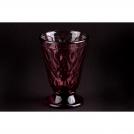 Stem glass La Rochere, colour: amethyst, LYONNAIS collection, glass