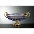 Ваза в виде кубка Афродита Cristallerie de Montbronn Aphrodite BF