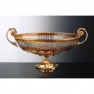 Ваза в виде кубка Афродита Cristallerie de Montbronn Aphrodite OC