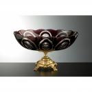 Ваза в виде кубка Монтэнь Cristallerie de Montbronn Montaigne AM