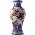 Музейная японская ваза, Gien, Пионы, Н48 см, диаметр 23 см