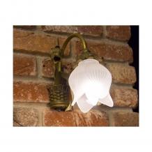Wall bracket lamp