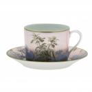 Чайная пара, коллекция Бразилия,150 мл, фарфор